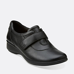 Gael Bombay Black Leather