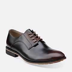 Gatley Walk Chestnut Leather