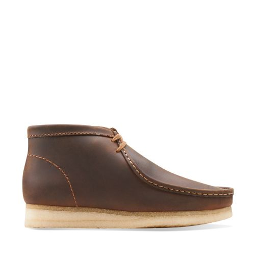 Wallabee Boot Beeswax Leather originals-mens-boots