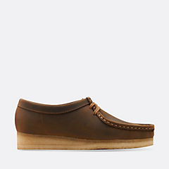 Wallabee. Beeswax Leather originals-womens-wallabee