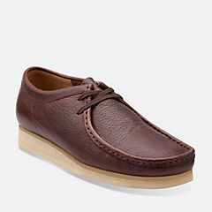 Wallabee Brown Leather