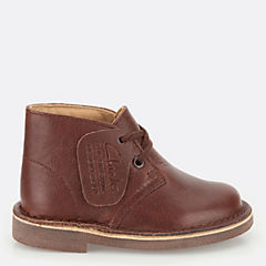 Boys Desert Boot First Chestnut originals-boys