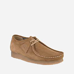 Wallabee Cola originals-mens-shoes
