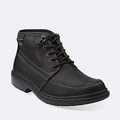 Rockie Top GTX Black Leather