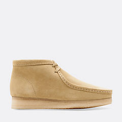 Wallabee Boot Maple Suede originals-mens-boots