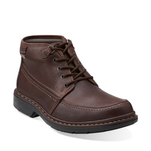 Rockie Top GTX Brown Leather mens-view-all