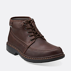 Rockie Top GTX Brown Leather mens-gore-tex