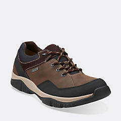 RampartRun GTX Brown Nubuck