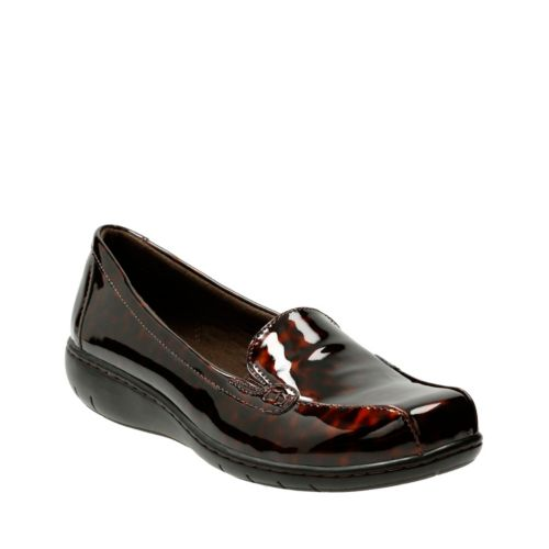 Bayou Q Brown Synthetic womens-flats