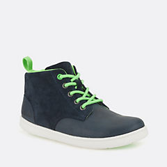 Holbay Hi Inf Navy Leather