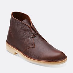Desert Boot Brown Tumb