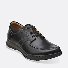 Fenway Edge Black Leather