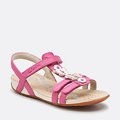 Rio Dance Inf Pink Leather