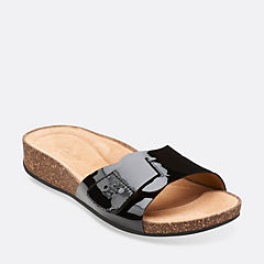 Perri Reef Black Pat
