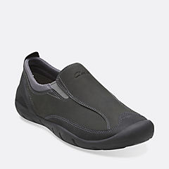 Outfish Spray Black Nubuck mens-view-all