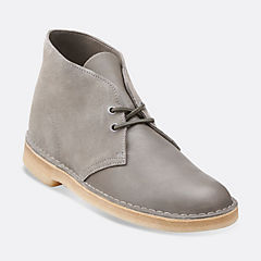 Desert Boot Storm Leather
