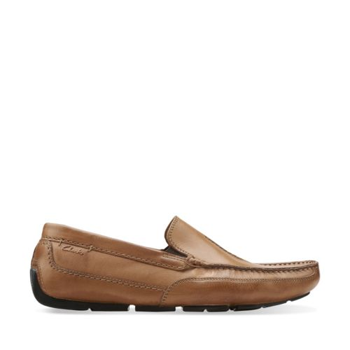 Ashmont Race Tan Smooth Leather mens-casual-shoes