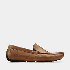 Ashmont Race Tan Smooth Leather mens-loafer-slip-on