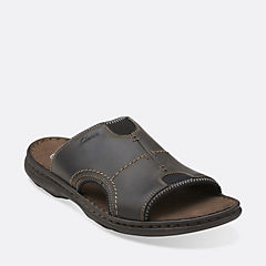 Brigham Catch Dark Brown Nubuck mens-wide-width