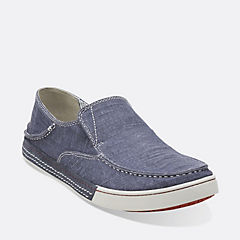 Slaten Free Denim Canvas