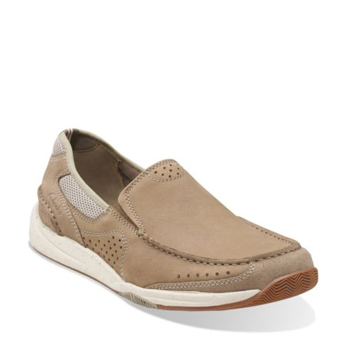Allston Free Taupe Nubuck mens-casual-shoes