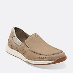 Allston Free Taupe Nubuck mens-wide-width