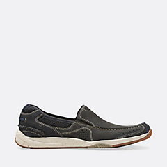 Allston Free Navy Nubuck mens-boat-shoes