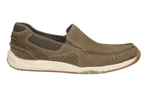 Allston Free Olive Nubuck mens-casual-shoes