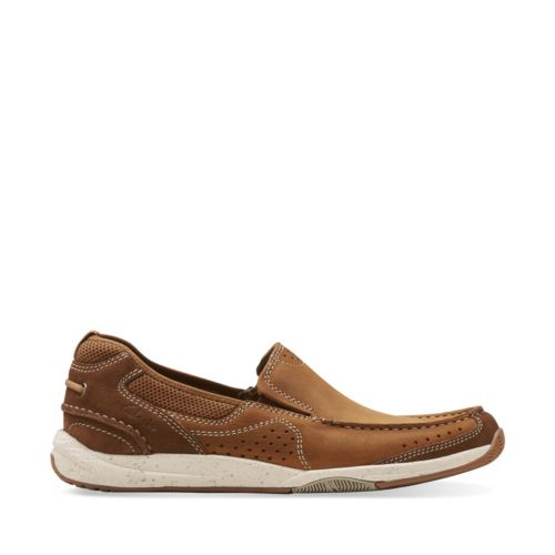 Allston Free Tan Nubuck mens-casual-shoes
