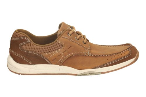 Allston Edge Tan Nubuck mens-casual-shoes