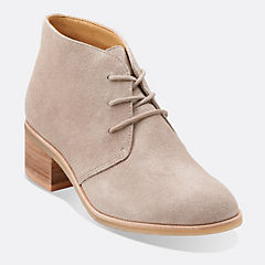 Phenia Carnaby Sand Suede