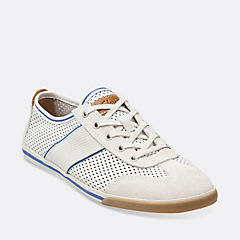 Mego Walk White Leather