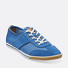 Mego Walk Blue Leather