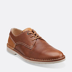 Hinton Fly Tan Leather