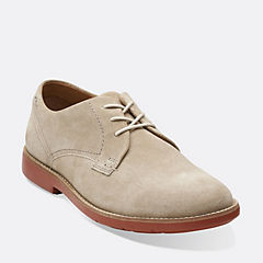 Raspin Plan Wolf Suede