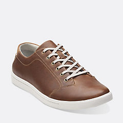 Newood Street Tan Leather