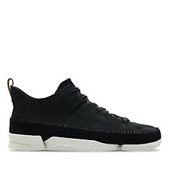 Trigenic Flex Black Nubuck mens-athleisure