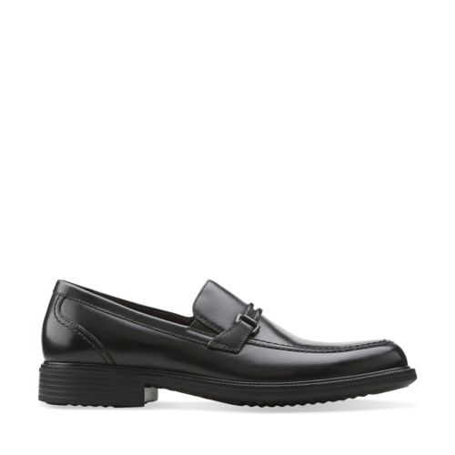 Bardwell Bit Black mens-dress-shoes