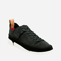 Womens Trigenic Flex Black Nubuck originals-womens-shoes