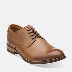 Exton Walk Tobacco Leather