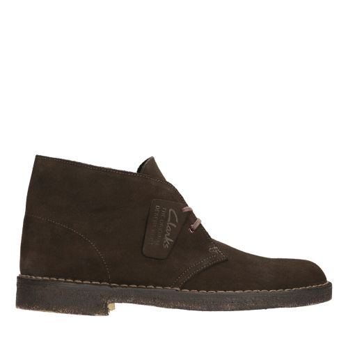 Mens Desert Boot Brown Suede mens-medium-width