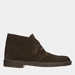 Desert Boot Brown Sde