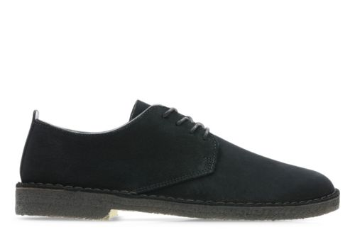 Desert London Black Sde originals-mens-shoes
