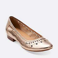 Lockney Hot Gold Leather