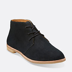 Phenia Desert Black Nubuck womens-view-all