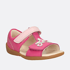 Softly Liv Fst Pink Leather