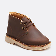 Boys Desert Boot First Beeswax boys-first