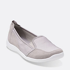Charron Artic Grey Nubuck womens-active
