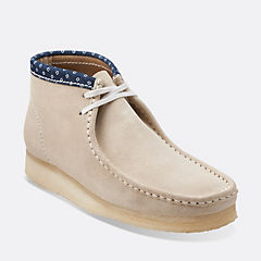 Wallabee Boot Chalk Combi
