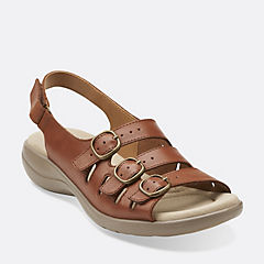 Saylie Medway Tan Leather